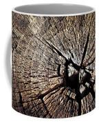 Old Dry Stump Coffee Mug
