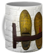 Old Dutch Wooden Shoes Coffee Mug