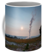 Old Faithful Steam Coffee Mug