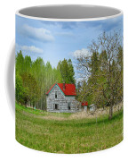 Old Farm House In Langley Coffee Mug