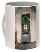 Old Farmhouse Interior Iceland Coffee Mug