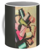 Old Fashion Threads Coffee Mug