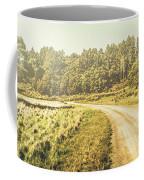 Old-fashioned Country Lane Coffee Mug