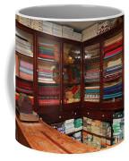 Old-fashioned Fabric Shop Coffee Mug