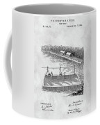 Old Ferryboat Patent Coffee Mug
