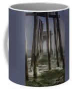 Old Fishing Pier Ocnj Coffee Mug