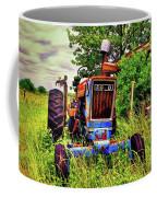 Old Ford Tractor Coffee Mug
