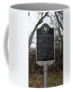 Old Fort Mason Historical Marker Coffee Mug