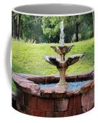 Old Fountain Coffee Mug