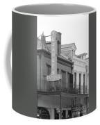 Old French Quarter Restaurant  Coffee Mug