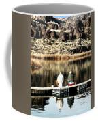 Old Friends Fishing Coffee Mug
