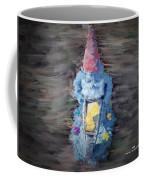 Old Garden Gnome Coffee Mug