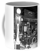 Old Gas Pump Coffee Mug