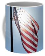 Old Glory - Long May She Wave Coffee Mug