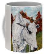 Old Grey Cow Coffee Mug