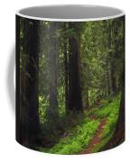 Old Growth Cedars Coffee Mug