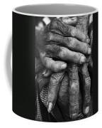 Old Hands 3 Coffee Mug
