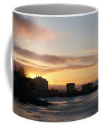 Old Harbour Of Kemi Coffee Mug