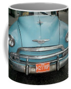 Old Havana Cab Coffee Mug