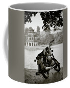Old Honda In Hanoi Coffee Mug