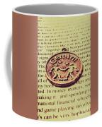 Old Horoscope Of Gemini Coffee Mug
