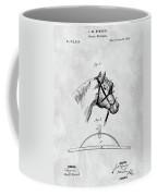 Old Horse Blinker Patent Coffee Mug