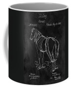 Old Horse Harness Patent  Coffee Mug