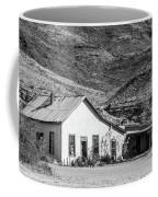 Old House And Foothills Coffee Mug