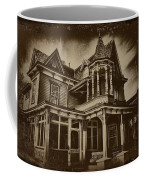 Old House In Cape May Coffee Mug