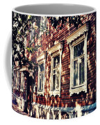 Old House In Moscow Coffee Mug