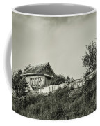 Old House On The Hill Coffee Mug