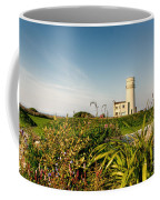 Old Hunstanton Lighthouse North Norfolk Uk Coffee Mug