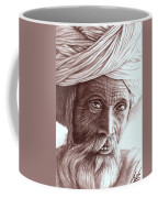Old Indian Man Coffee Mug