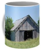 Old Iowa Barn Coffee Mug