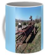 Old Iron Coffee Mug