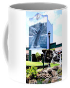 Old Kauai Village Clock Tower Coffee Mug