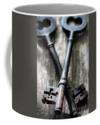 Old Keys Coffee Mug