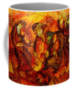 Old Klezmer Band Coffee Mug