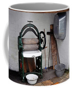Old Laundry Coffee Mug