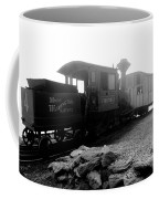 Old Locomotive Coffee Mug