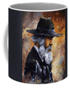 Old Man Coffee Mug by Emerico Imre Toth