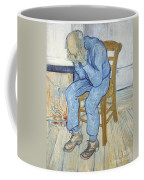 Old Man In Sorrow Coffee Mug
