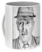 Old Man With Hat Coffee Mug