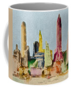 Old Manhattan Coffee Mug