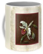Old Masters Reimagined - Cattleya Orchid Coffee Mug