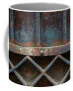 Old Metal Gate Detail Coffee Mug