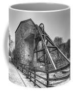 Old Mine Coffee Mug by Adrian Evans