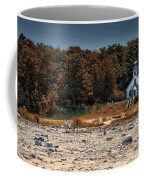 Old Mission Point Light House 01 Coffee Mug