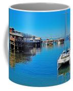 Old Monterey Wharf Coffee Mug