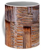 Old Mormon Barn Coffee Mug